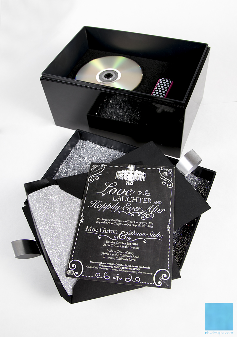 Custom Wedding Invitations in San Diego